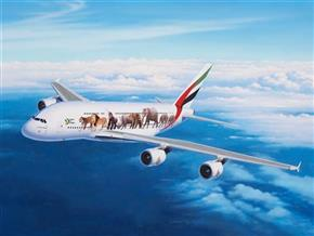 Airbus 'Emirates United for Wildlife' A380 -800