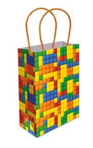 Brick Filled Party Bag
