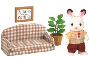 Figure and Furniture Set