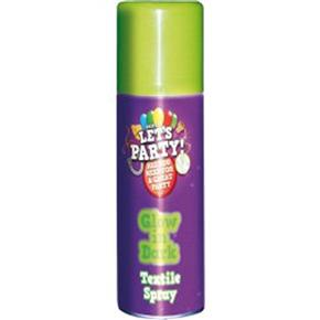 Glow in the Dark Textile Spray