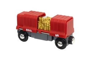 Gold Load Cargo Wagon