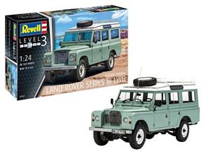 Land Rover Series III LWB Station