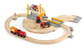 Road & Rail Crane Set