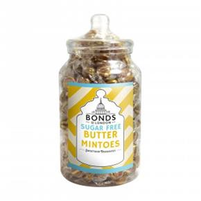 Sugar Free Butter Mintoes per 100g