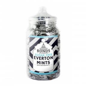 Sugar Free Everton Mints per 100g
