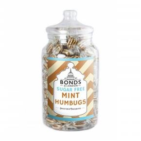 Sugar Free Mint Humbugs perr 100g